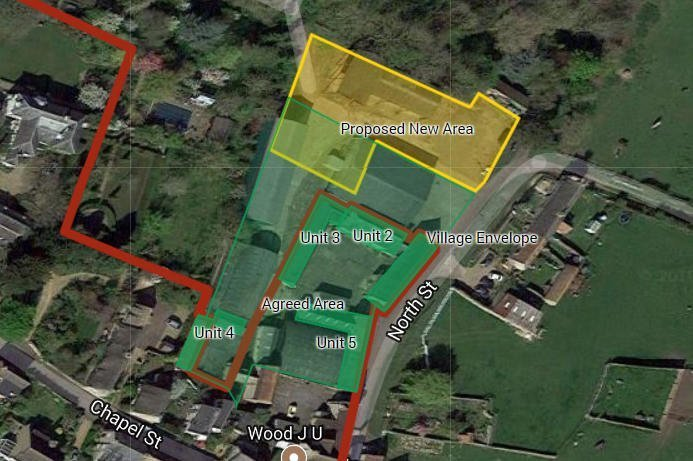 Village Farm Development Update - Titchmarsh Village Website